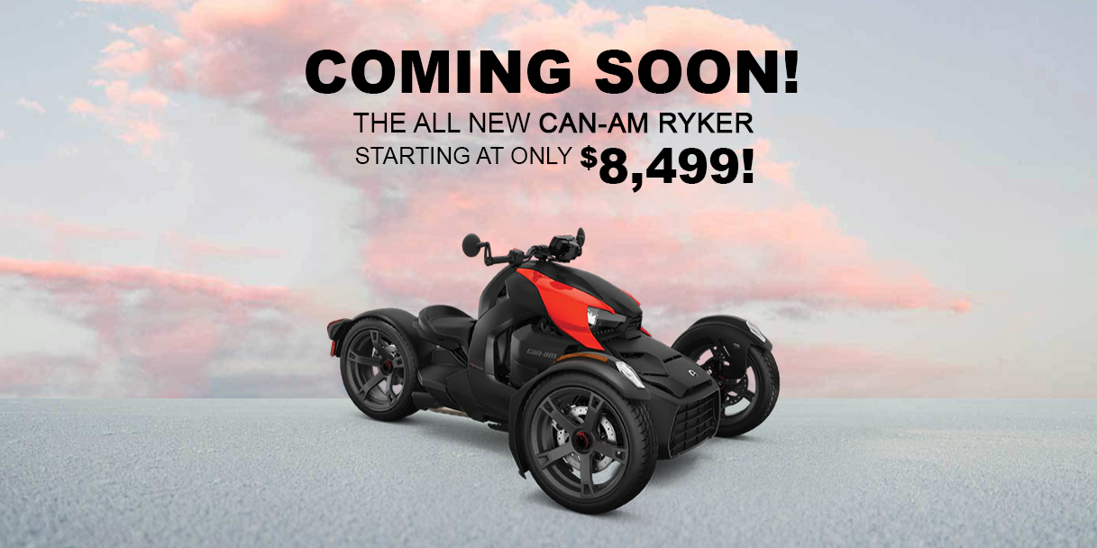 2019 Can Am Ryker